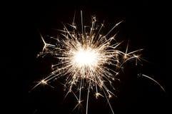 Cierge magique Photographie stock libre de droits