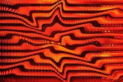 Cierre abstracto de la luz del coche para arriba Foto de archivo libre de regalías