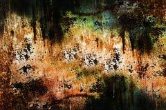 Cierre abstracto de la pared para arriba Imagen de archivo