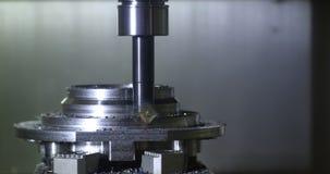Cierre automático robótico del corte de la maquinaria de la soldadura del laser para arriba Corte del metal metrajes