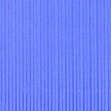 Cierre azul del papel de crespón para arriba Foto de archivo