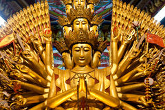 Cierre de Kuan Im U Lai para arriba Fotografía de archivo libre de regalías