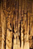 Cierre de la formación de roca para arriba Imagen de archivo