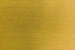 Cierre de la textura de la aleación del metal del oro para arriba, hecho de la plata del oro y del poli imagen de archivo libre de regalías
