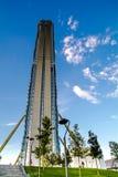 Cierre de la torre del pelli de Cesar para arriba Imagen de archivo libre de regalías