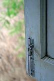 Cierre de la ventana Foto de archivo