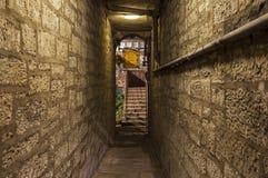 Cierre de Paisley en Edimburgo Fotografía de archivo libre de regalías