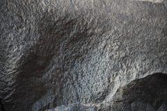 Cierre de piedra crudo de la textura para arriba Imágenes de archivo libres de regalías