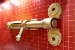 Cierre de puerta enorme Imagen de archivo libre de regalías