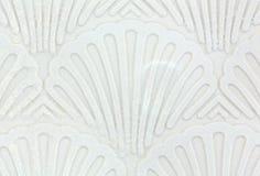 Cierre de Shell Pattern Shell Pattern Very Imagen de archivo