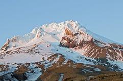 Cierre del capo motor del Mt para arriba Fotografía de archivo libre de regalías