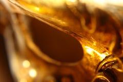 Cierre del ojo de Bauta, dos imagen de archivo