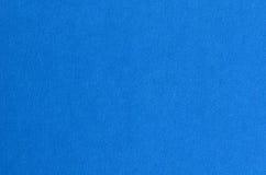 Cierre del papel azul para arriba Imágenes de archivo libres de regalías