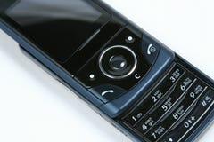 Cierre del teléfono móvil - para arriba foto de archivo libre de regalías