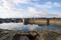 Cierre del ville del La, Concarneau. Fotos de archivo libres de regalías