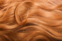 Cierre goldy de la peluca de las mujeres para arriba fotos de archivo libres de regalías