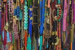 Cierre indio del bijouterie para arriba fotografía de archivo libre de regalías