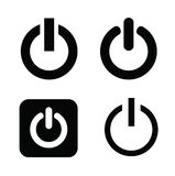 Cierre los iconos Imagen de archivo libre de regalías
