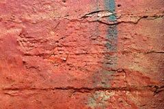 Cierre para arriba la superficie de la pintura colorida rociada en las paredes del hormig?n y del cemento en la alta resoluci?n fotos de archivo