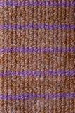 Cierre peruano africano colorido de la superficie de la manta del estilo para arriba Fotografía de archivo libre de regalías