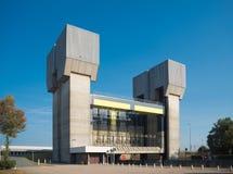 Cierre PRINSBERNHARD SLUIS en los Países Bajos Imágenes de archivo libres de regalías