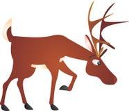 Ciervos Stock de ilustración