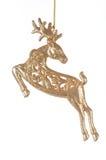 Ciervos de oro Foto de archivo libre de regalías