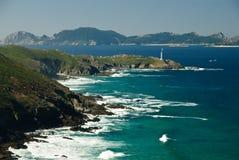 Cies Islands Stock Photos