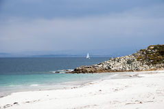 Cies islands natural park, Galicia Stock Images