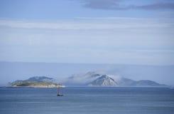 Cies islands Stock Photo