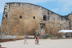 Cieszyć się fort Zdjęcie Royalty Free