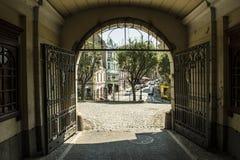 Cieszyn, Polônia fotografia de stock