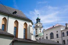 Cieszyn, Poland Stock Photo