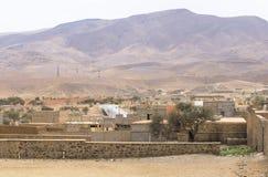 Cietie Akdaz in Marokko Royalty-vrije Stock Fotografie