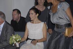 ciff丹麦孩子玛丽公主显示 免版税图库摄影