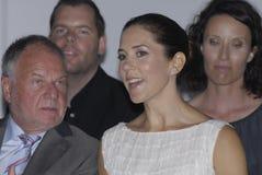 ciff丹麦孩子玛丽公主显示 免版税库存图片