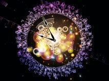 Cifre di tempo royalty illustrazione gratis