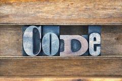 Cifre la bandeja de madera de la palabra Fotografía de archivo libre de regalías