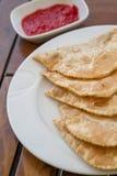 Cig Borek, Turkish Meat Pie, ciborek Stock Images