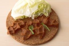 Cig kofte tradyci jedzenie Fotografia Stock
