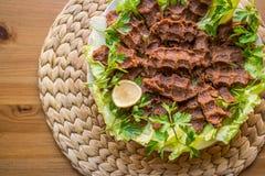 Cig kofte, Turecki jedzenie/ Obrazy Stock