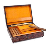 Cigar Box Stock Photos
