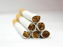 Cigar gun Royalty Free Stock Image