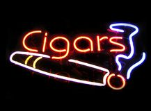 Cigar Shop Royalty Free Stock Photo