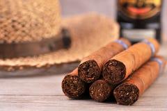 Cigar Royalty Free Stock Photography