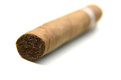 cigar1 Royaltyfria Bilder