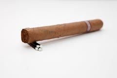 Cigare cubain Photo stock