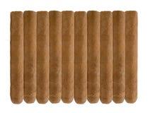 Cigares cubains Image libre de droits