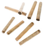 Cigares réglés Photographie stock