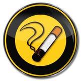 Cigarett, tobak och röka Royaltyfria Foton